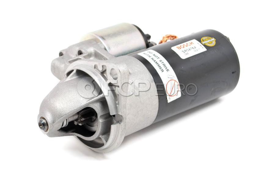 Saab Starter Motor - Bosch SR0476X