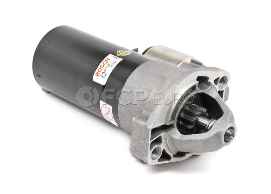 Mercedes Starter Motor - Bosch 0041517801