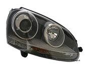 VW Headlight Assembly - Magneti Marelli 1K6941040B