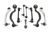 BMW 9-Piece Control Arm Kit - Meyle E329PIECE