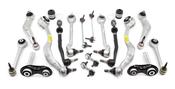 BMW 18-Piece Control Arm Kit - Lemforder 525E3918PIECEL